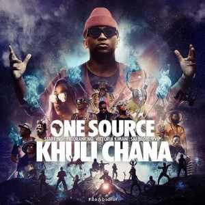 Khuli Chana - All hail (ft MDB & Cassper Nyovest)